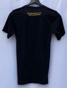 back black T-shirt